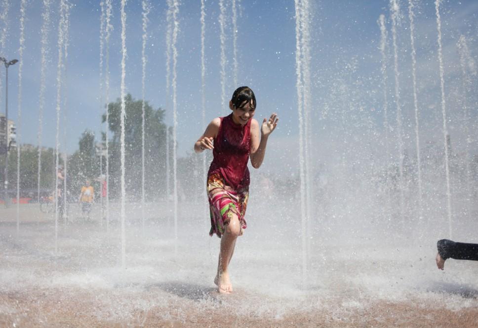 Сегодня в Курске снова ожидается аномальная жара