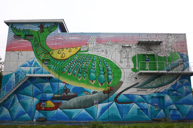 Пермские графити в этом 2015 году