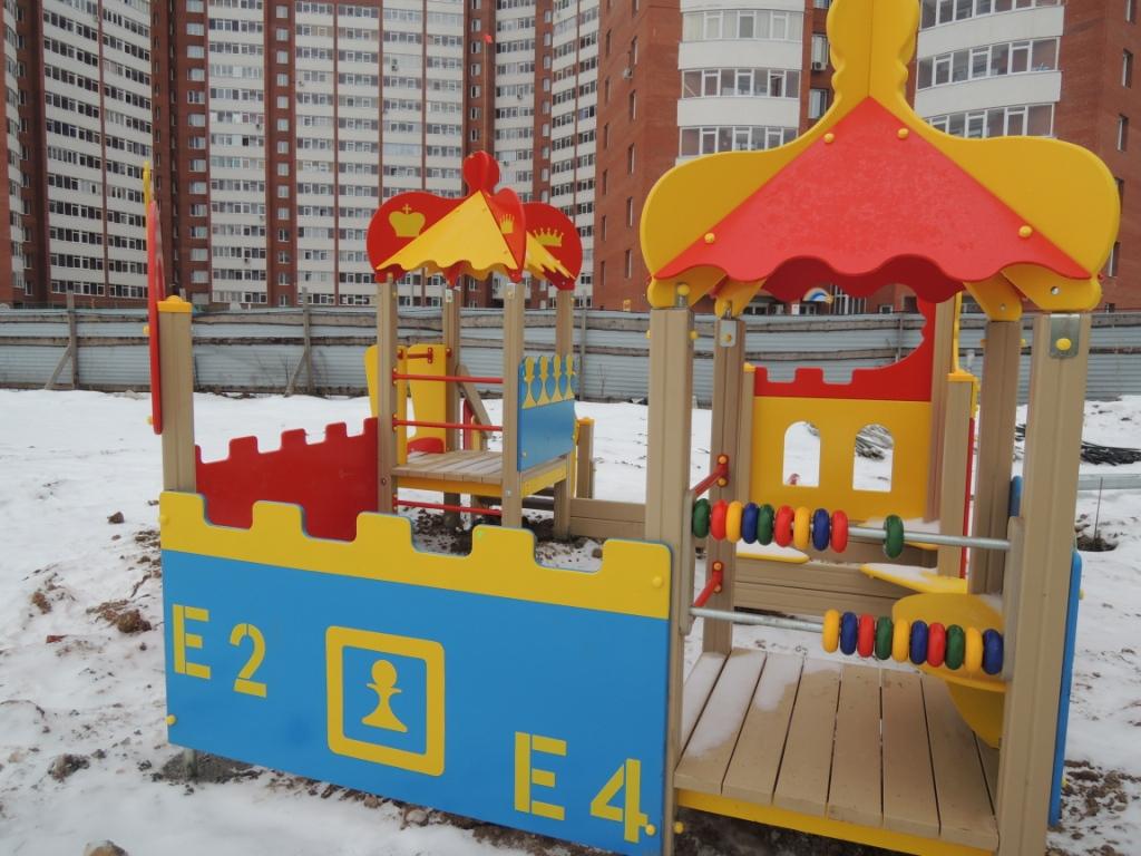 Новый детский сад в Перми