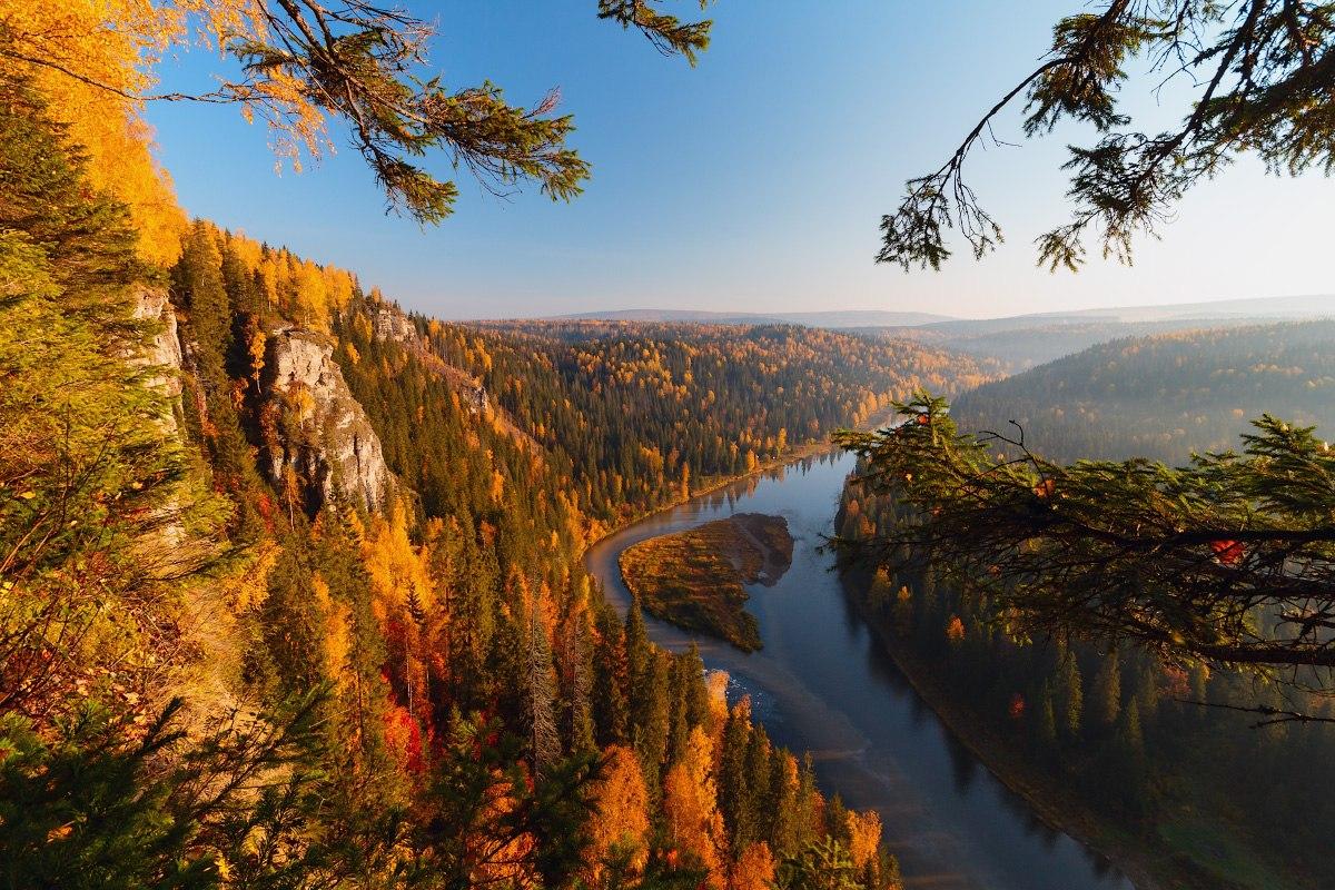 Уральский край фото