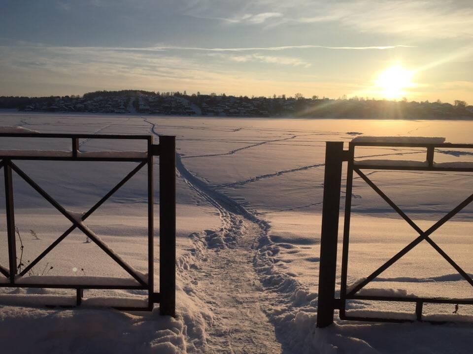 На Рождество в Прикамье ожидаются снегопады и облачная погода
