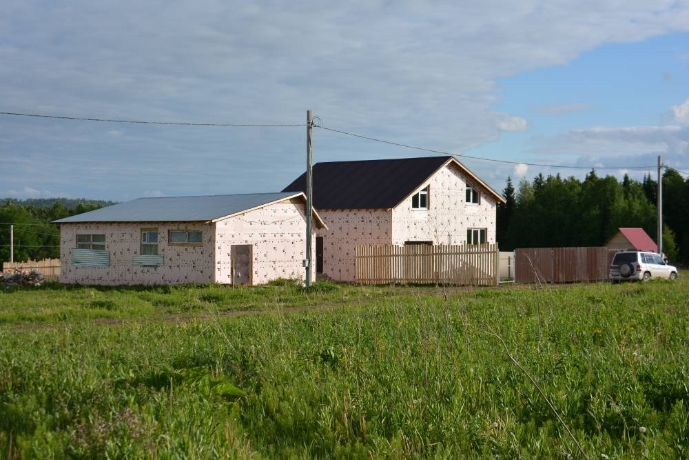 ВПермском крае на6% упал показатель ввода жилья
