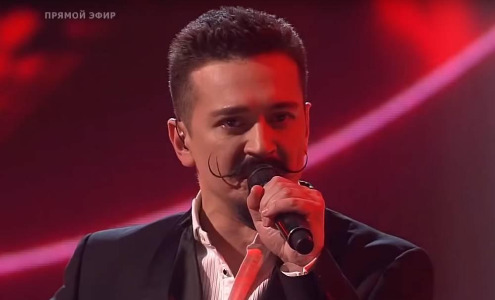 Ив Набиев из Перми выступил в финале шоу «Голос»