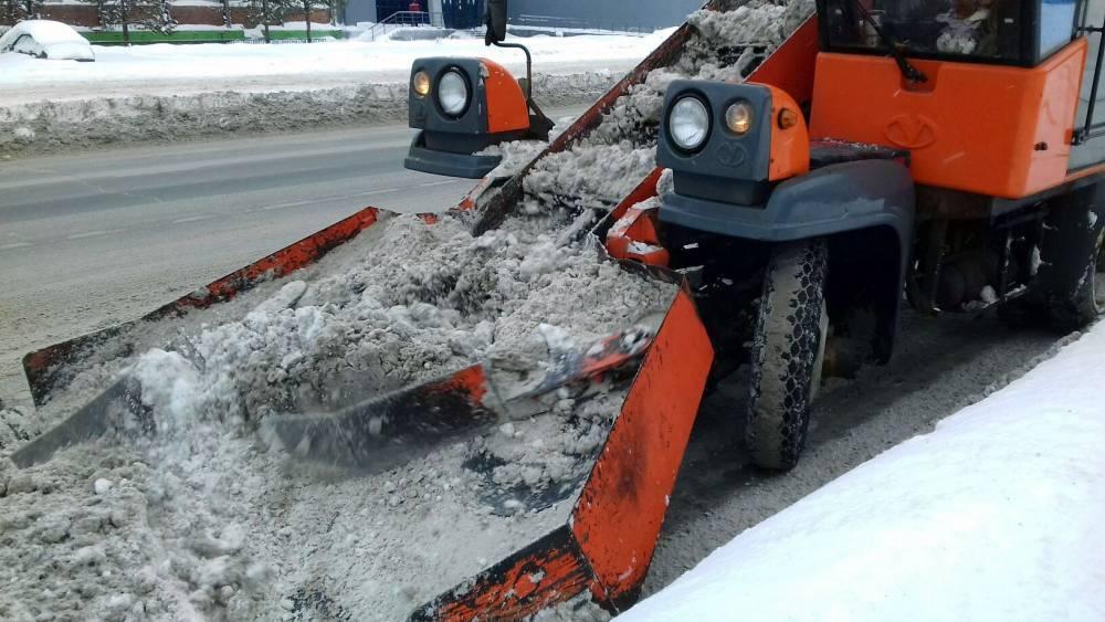В Прикамье прокуратура принудила чиновников заняться уборкой снега