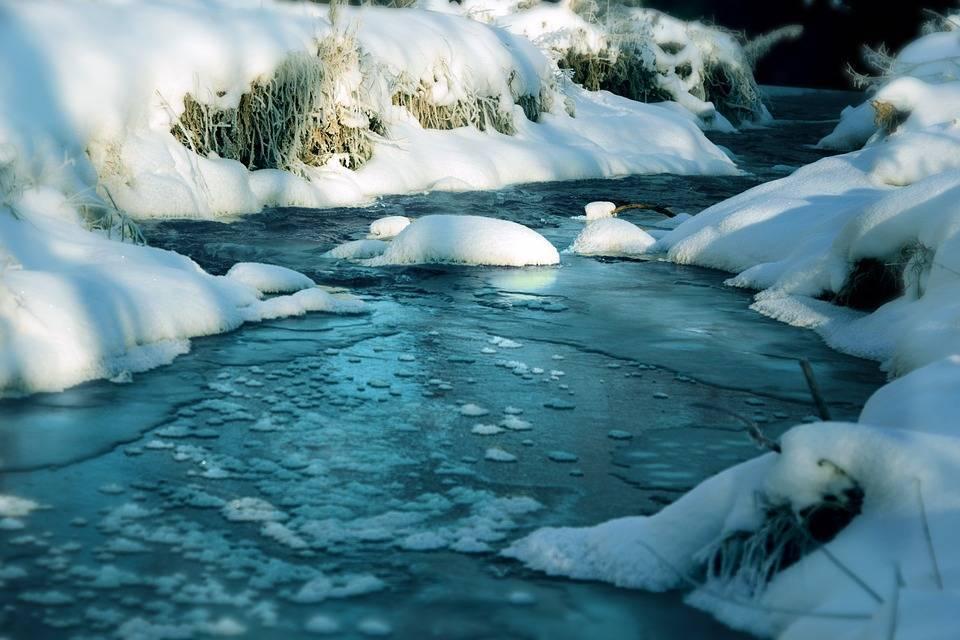 ВПермском крае ищут ребенка, провалившегося под лед