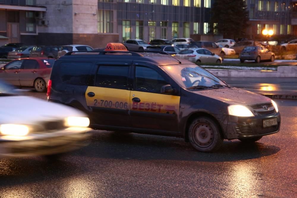ВПермском крае будет создана единая база такси