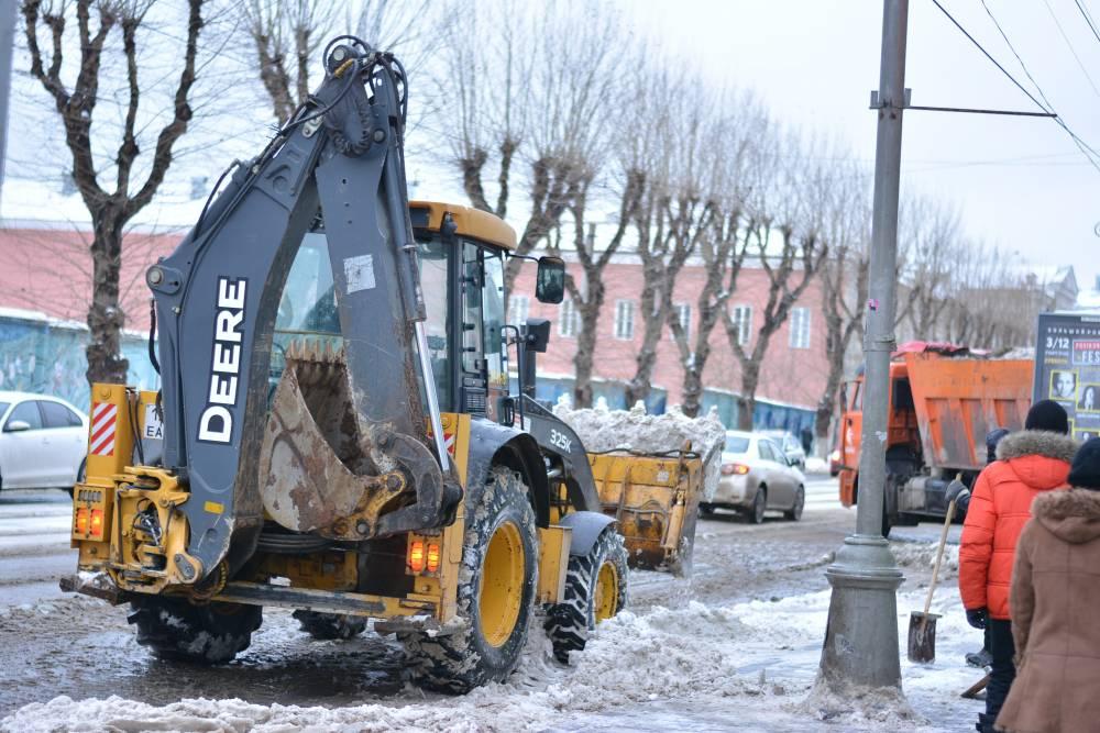 В Перми назвали худшие управляющие компании по уборке территории от снега