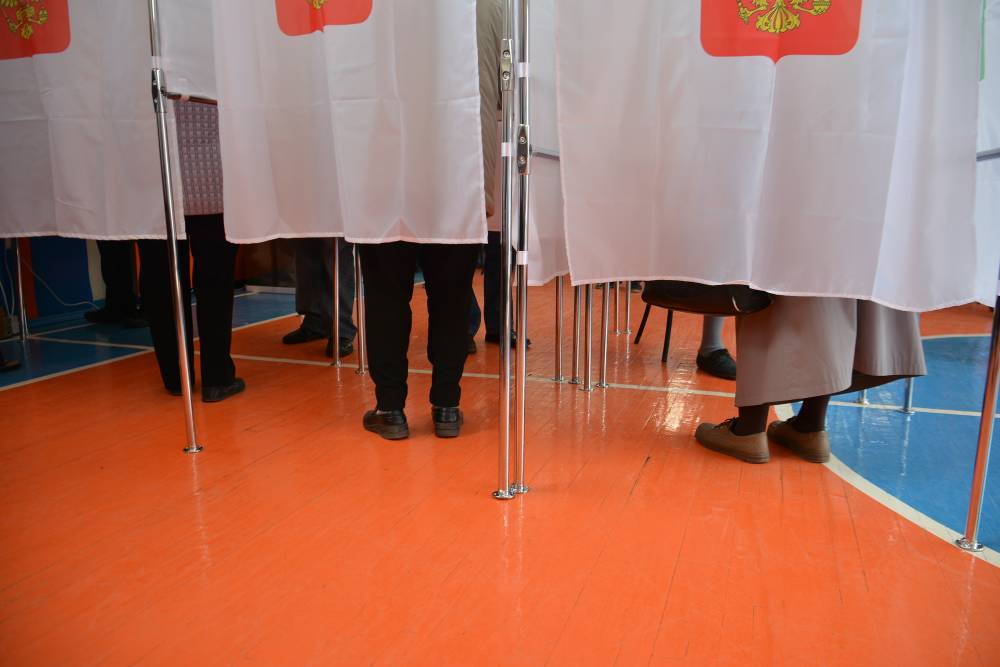 Напрезидентских выборах вПрикамье будут работать 35 временных избирательных участков
