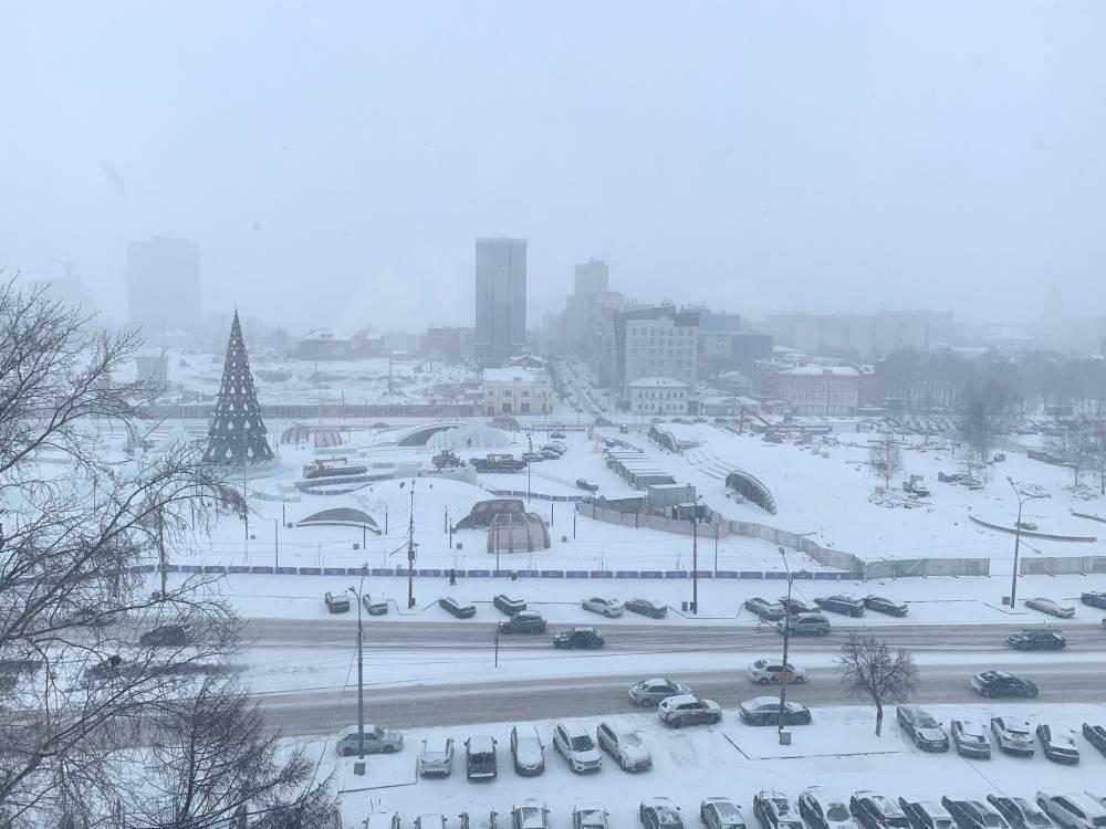 В МЧС предупредили о гололеде и изморози в Пермском крае