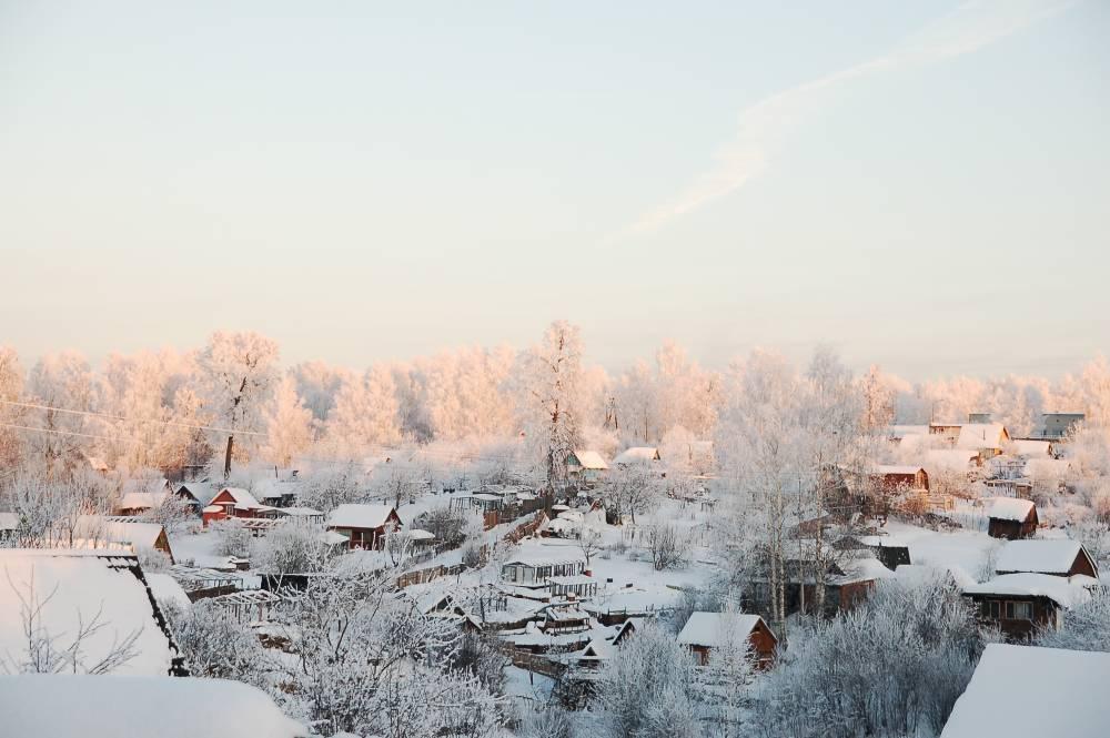 Холода вПермском крае сохранятся на затяжное время— ГИС-центр ПГНИУ