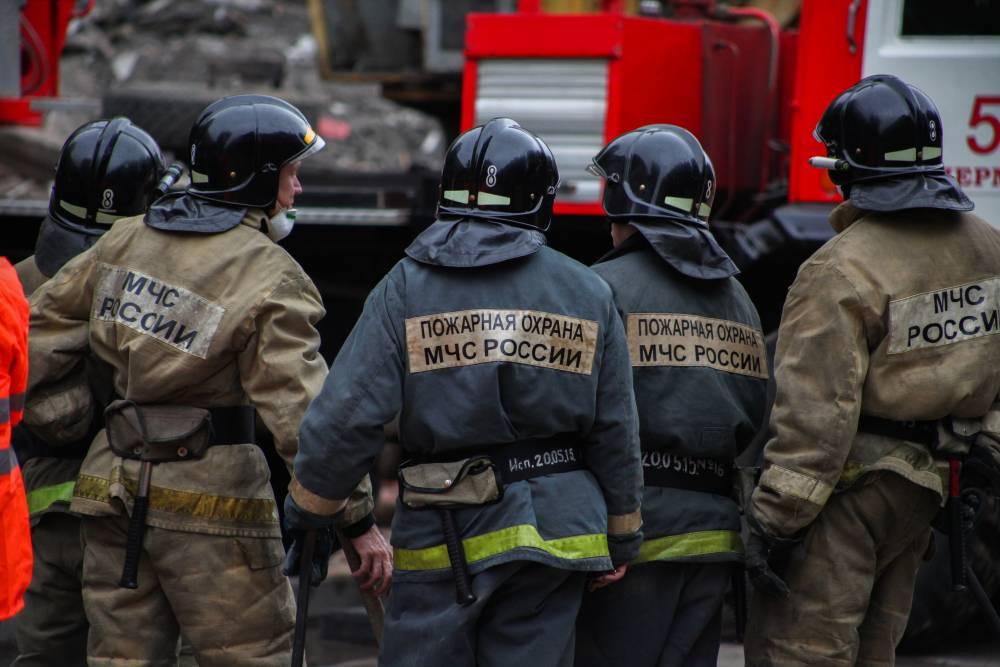 Гражданин Перми получил ожоги, спасая семью изгорящего дома