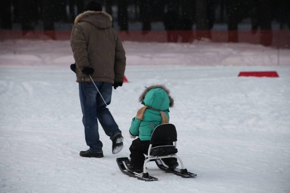 Неделя в Пермском крае начнется с потепления