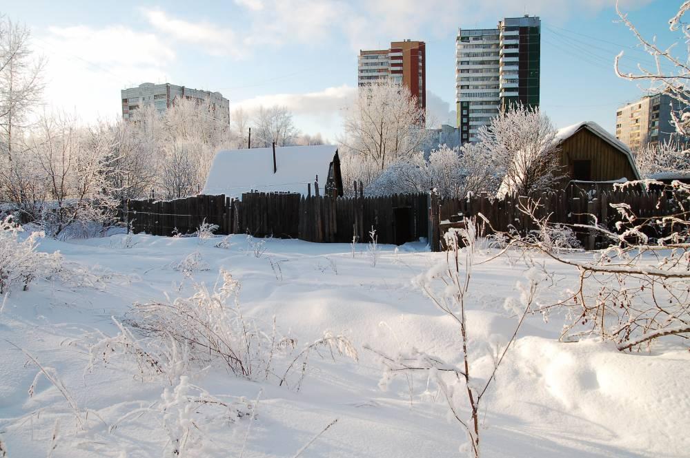 В Пермском крае на неделе ожидается похолодание ниже −30°