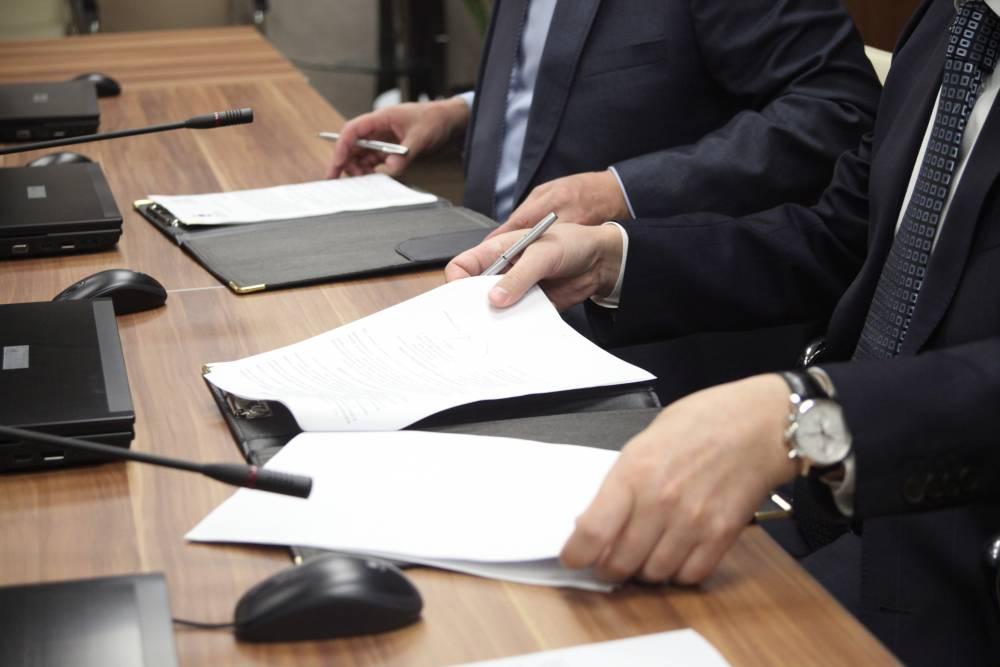 Краевые власти и Сбербанк заключили соглашение на пять лет