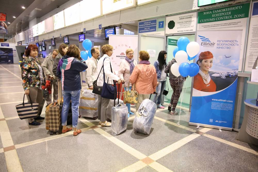 Пассажиропоток пермского аэропорта увеличился на19%