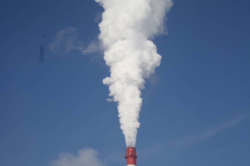 Впредыдущем году несколько увеличился объем выбросов загрязняющих веществ