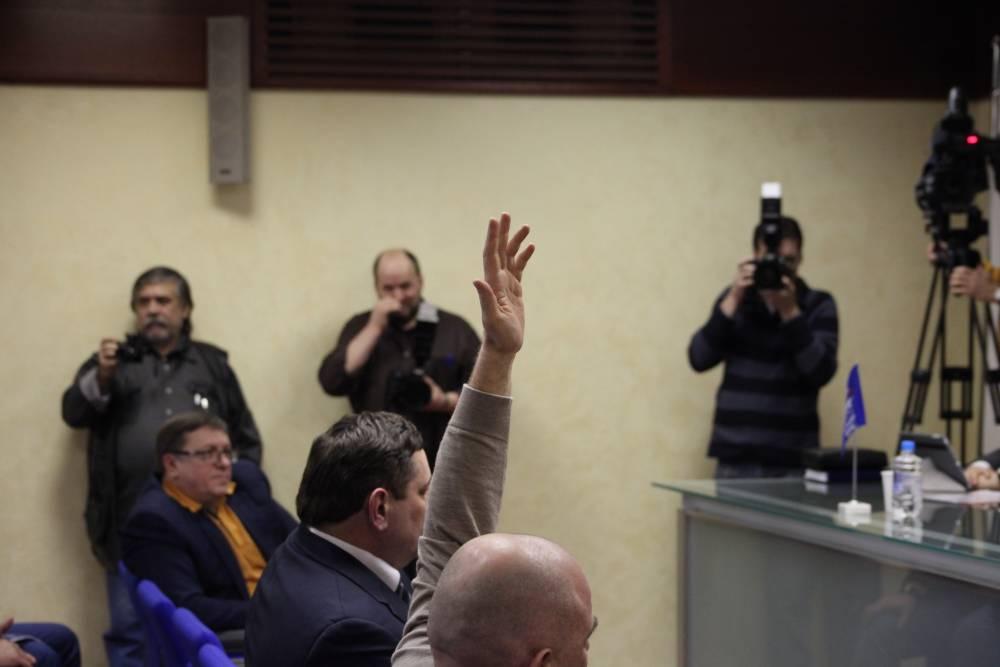 На10января назначены слушания поорганизации цельного округа города Краснокамска