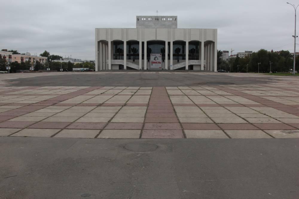 ВПерми закрывают «Театр— Театр»?
