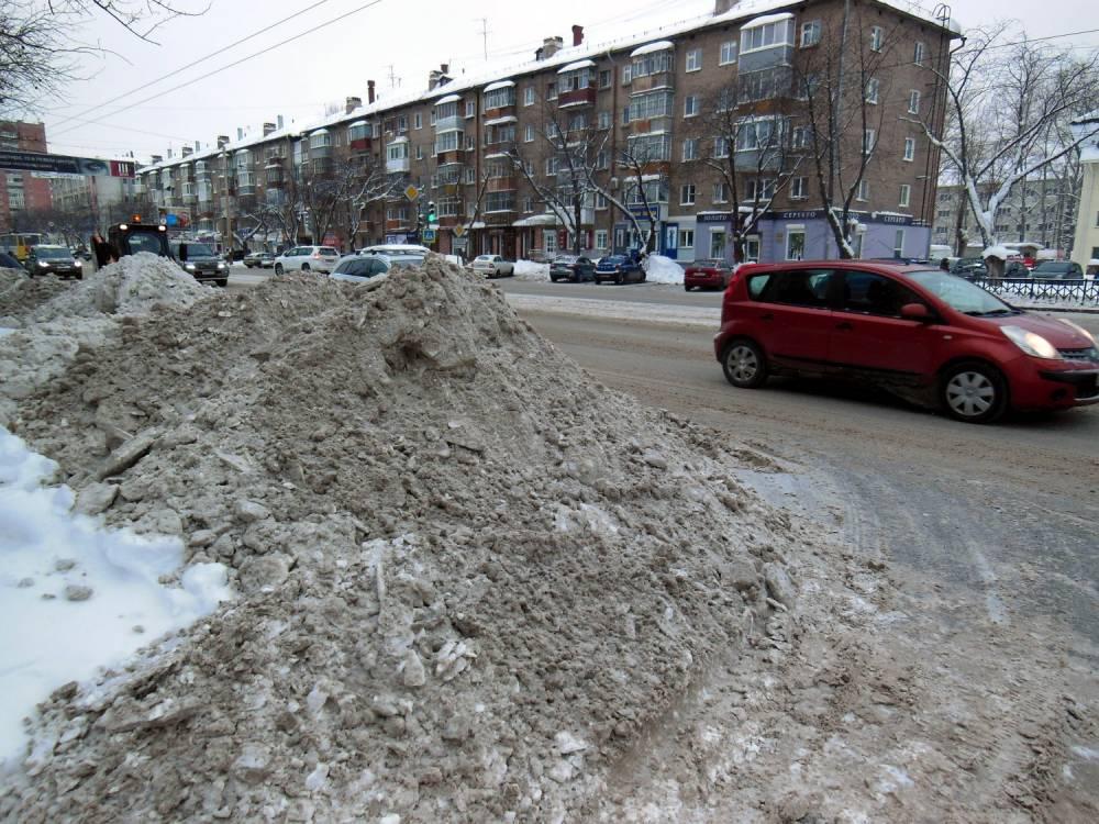 В Перми определили компанию для строительства снежного полигона