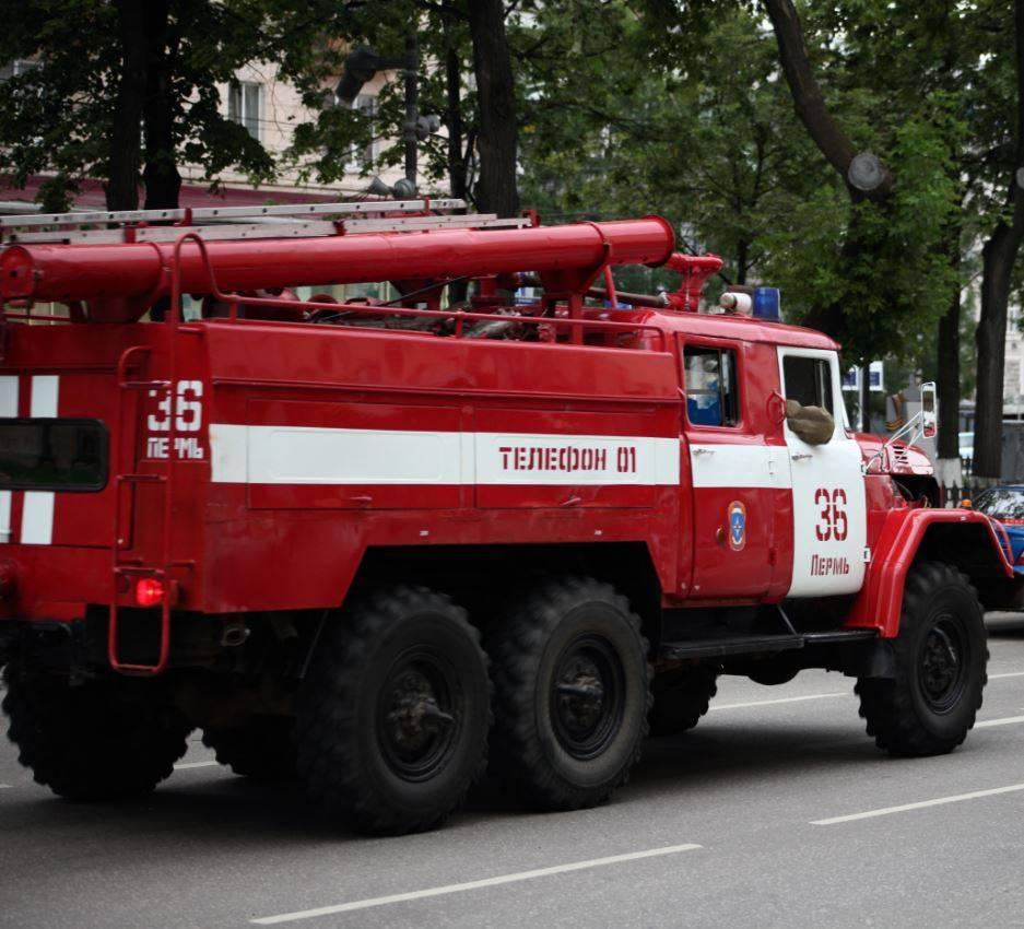 ВПермском крае в итоге пожаров погибли две женщины