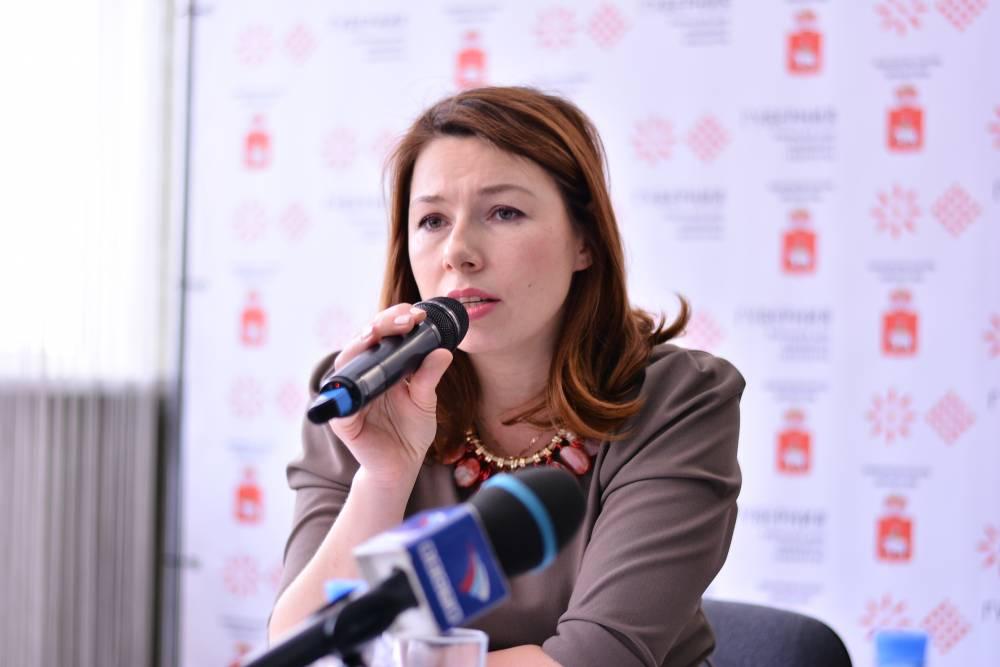Мэр Перми Алексей Дёмкин предложил назначить Елену Гонцову новым замглавы города
