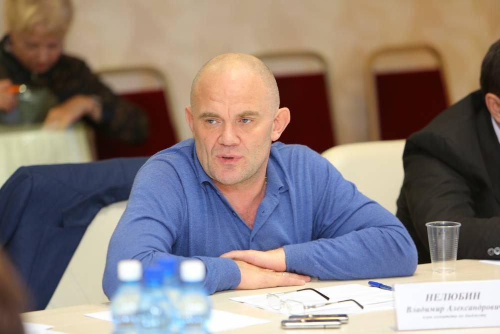 Прошлый депутатЗС Владимир Нелюбин схвачен вПерми