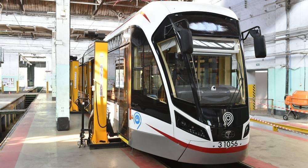 ВПерми появится трамвай обновленного поколения City Star
