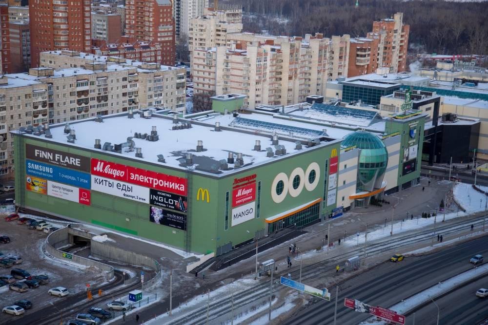 В ТРК «Семья» в Перми открылся магазин Sinsay