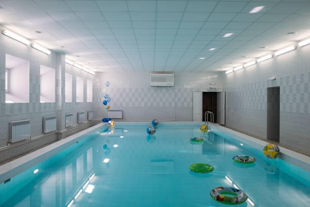 Строительство новых бассейнов в Перми могут профинансировать банки