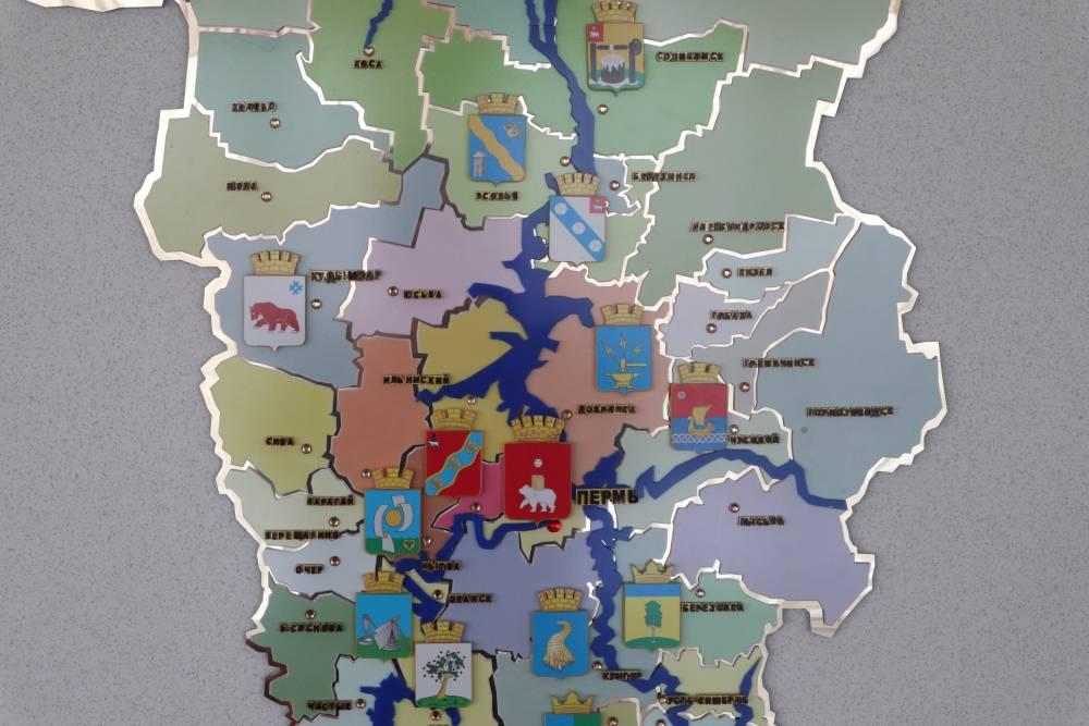 Коронавирусная инфекция зафиксирована в 13 территориях Пермского края