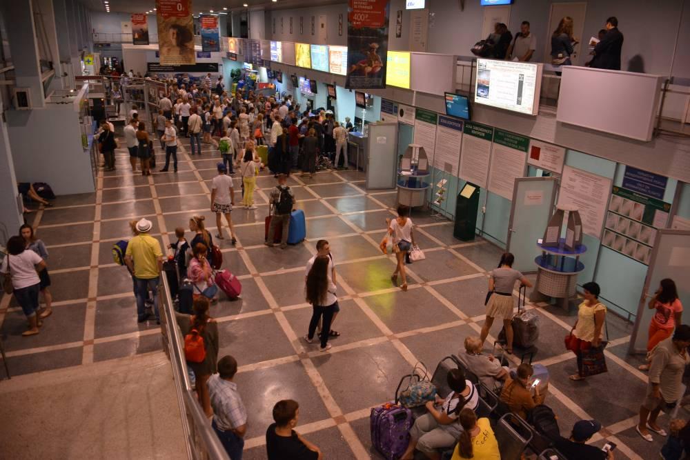 Появился 2-ой постоянный рейс изПерми вСанкт-Петербург
