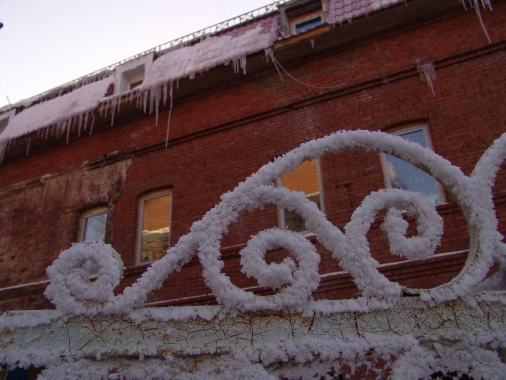 МЧС Пермского края предупреждает осильных морозах вближайшие сутки