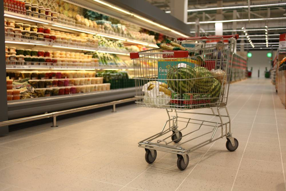 Загод оборот розничной торговли вПермском крае вырос на4,5%