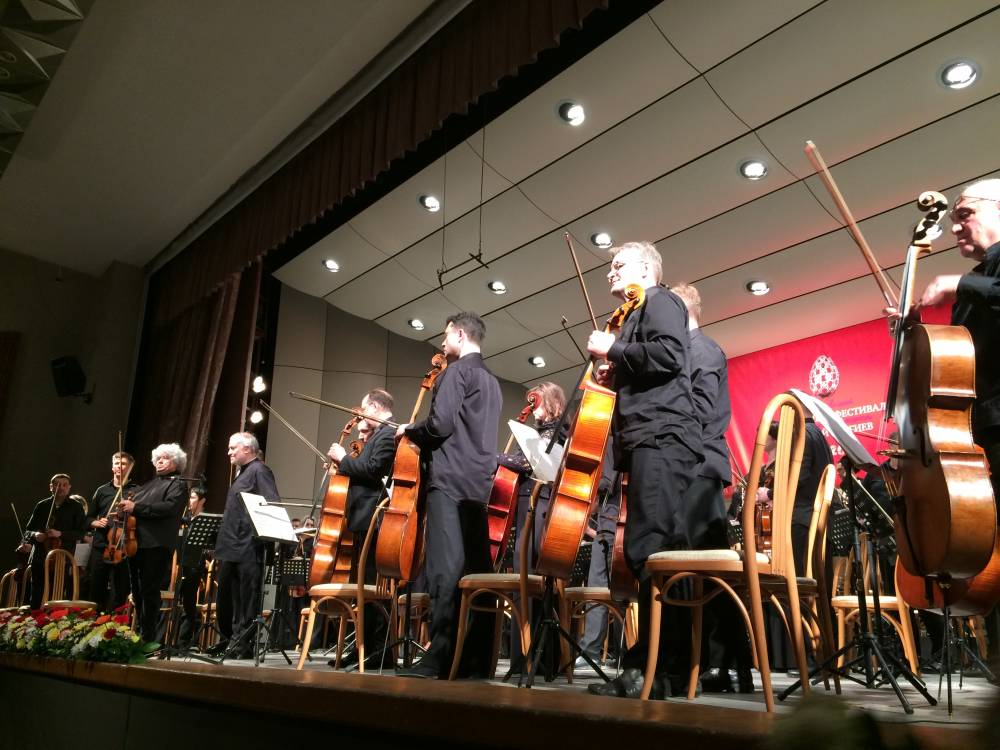 Маэстро Валерий Гергиев в Пасхальном туре дал в Перми два концерта