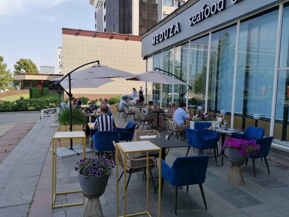 Мэрия согласовала установку 12 летних кафе в центре Перми