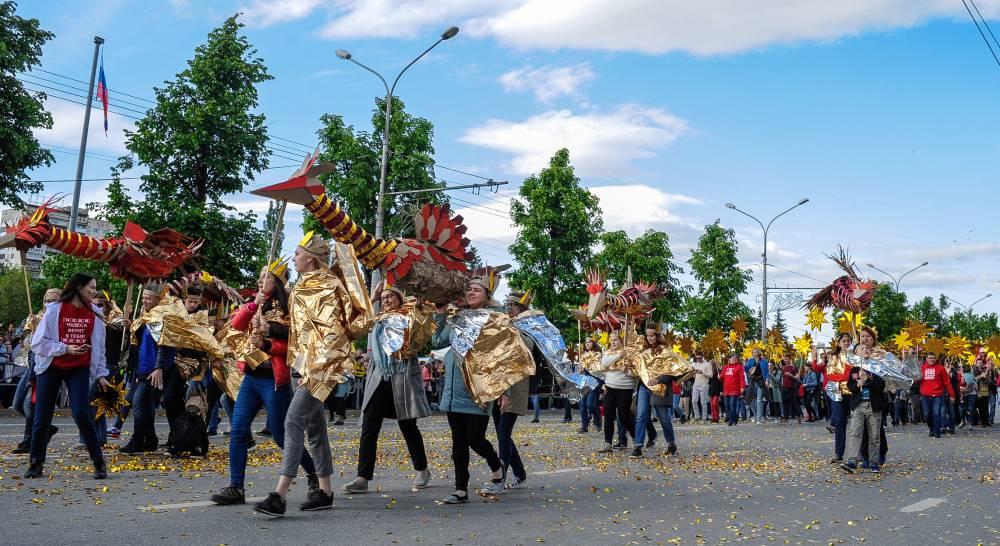 3aec1759 Мероприятия ко Дню города в Перми посетили 154 тысячи человек
