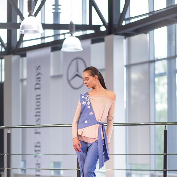В Перми прошел Mercedes-Benz Telta-MB Fashion Week