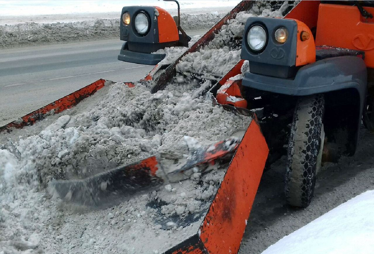 ВПерми зимой дороги будут посыпать новым противогололедным материалом