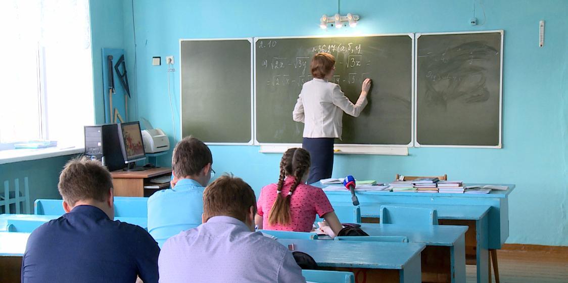 Учитель на селе