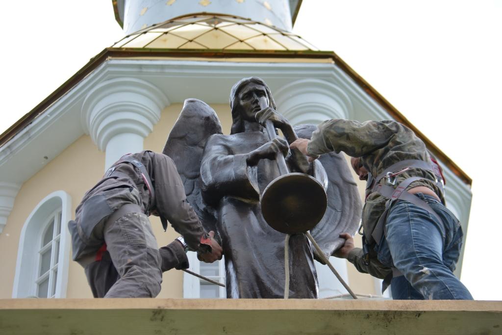 Рождественские дни в 2020 году начнутся с литургии в Свято-Троицком соборе