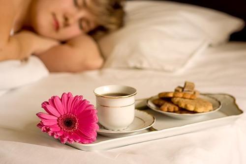 кофе в постель любимой фото